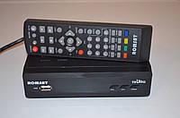 DVB-T2 Тюнер (ресивер) Т2 Romsat Ultra HD! Акция!
