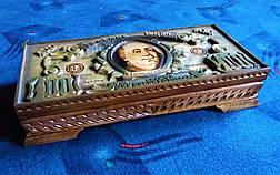 Шкатулка ручной работы ** 100 долларов **, фото 3