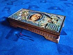 Шкатулка ручної роботи ** 100 доларів **, фото 3
