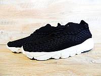 Мужские кроссовки Nike Air Footscape Woven NM Black