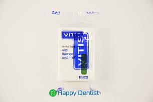 VITIS зубная лента-флосс (широкая/узкая) 50 м