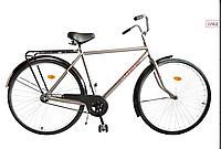 """Велосипед УКРАИНА ЛЮКС ХВЗ 28"""", модель 64 с рамой"""