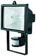 EUROELECTRIC Прожектор с датчиком  движения 180`, 4-9 м, IP64