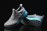 Кроссовки мужские Adidas Ultra Boost FutureCraft 3D Grey Blue. интернет магазин адидас, адидас ультра буст