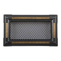 Вентиляционная решетка для камина Parkanex, Exclusive - графит/медная патина