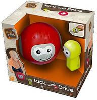 Музыкальный интерактивный мяч на радиоуправлении «Kick & Drive»