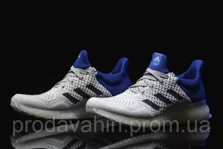 d70ce5bd Кроссовки мужские Adidas Ultra Boost FutureCraft 3D White Blue. интернет  магазин адидас, адидас ультра