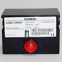 Контроллер Siemens (Landis&Gyr) LGB 21.330 A27