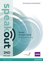 Книга учителя Speakout 2nd Starter Teacher's  Book + CD-ROM