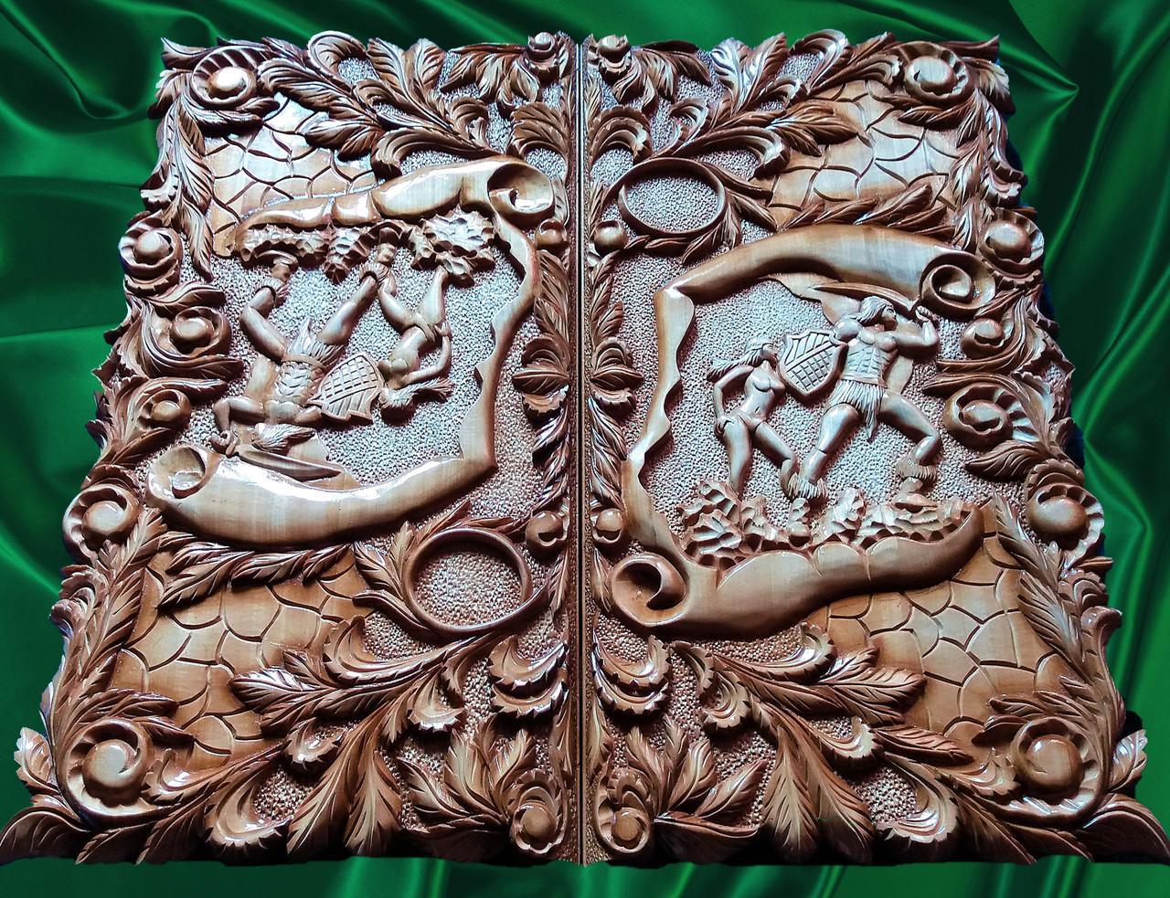 Купить нарды деревянные недорого в Москве в интернет-магазине