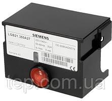 Контроллер Siemens (Landis&Gyr) LGB 21.350 A17