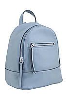 553109 Сумка-рюкзак, блакитна, 24*23*14