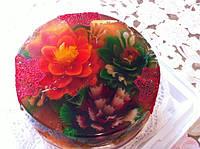 Набори інструментів для квіткових 3D тортів з желе