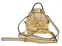 553188 Сумка-рюкзак Mirorr gold, 17*20*8