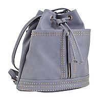 553192 Сумка-рюкзак, сіра, 29*25*15