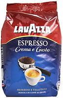 Кофе в зернах Lavazza Crema e Gusto Espresso