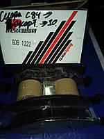 Колодки  передние Форд  Сиерра  84 -- Coureir 1.8 D   LEADERPARTS  GDB1222