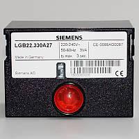 Контроллер Siemens (Landis&Gyr) LGB 22.330 A27