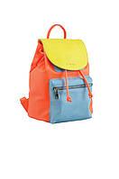 553209 Сумка-рюкзак, помаранчева, 25.5*26*13.5