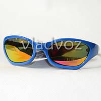 Детские солнцезащитные очки для мальчика 5-8 лет супер мен от Marwel