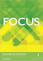 Focus 1 TB Active Teach CD