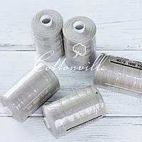 Нитки швейные 40s/2 прочные (1000Y) холодный беж, фото 1