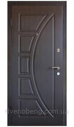 Входная дверь модель П5-320 венге замок моттура, фото 2