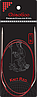 Спицы   круговые 3.25-100 см.Knit Red ChiaoGoo