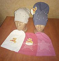 Весенняя, стильная шапочка  (Польша), фото 1