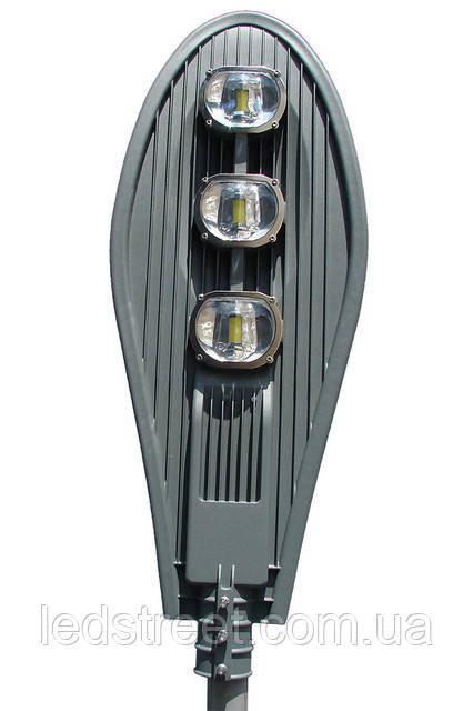 Переваги застосування вуличних світлодіодних світильників компанії Ledstreet