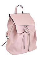 553964 Сумка-рюкзак, блідо-рожева, 35*31*18