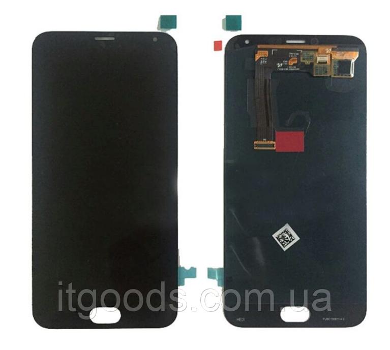 Оригинальный дисплей (модуль) + тачскрин (сенсор) для Meizu MX5 | MX5e
