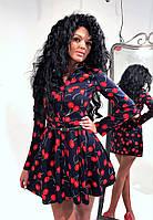 Платье-рубаха 49- 156