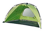 Палатка полуавтоматическая быстросборная, одноместная Norfin IDE.