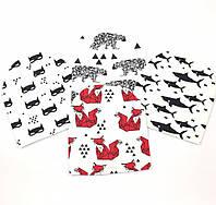 Детская трикотажная шапочка Ацтек (р.48-52)