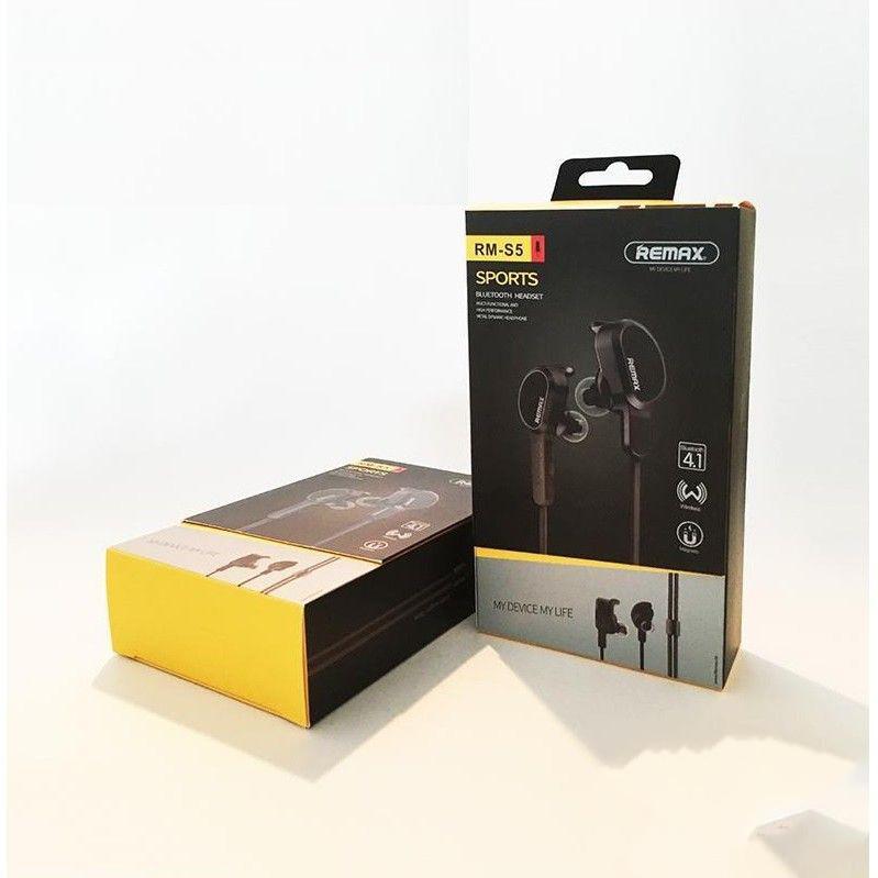 Беспроводные стерео-наушники Remax RM-S5