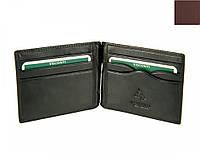 Кожаное портмоне с зажимом для денег Visconti MZ2
