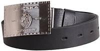 Кожаный классический черный ремень для мужчин с blx90278 ДхШ: 130х4 см,