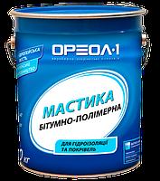 Мастика Ореол-1 Кровельная битумно-полимерная (аналог ТН №21) 10 кг