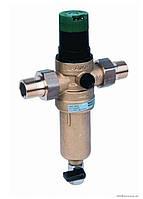 Редуктор давления воды с фильтром Honeywell (Resideo) FK06-1/2AAM для горячей воды