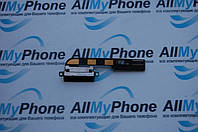 Шлейф для планшетов Apple iPad 2 коннектора зарядки с компонентами черный