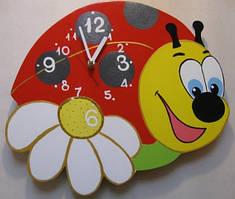 Детские настенные часы «Божья коровка», Funny Animals