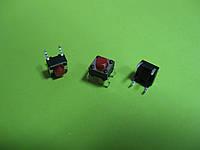 Кнопка тактовая 6x6x5 mm DIP 4pin
