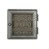 Вентиляционная решетка для камина Parkanex, Stylowa - графит