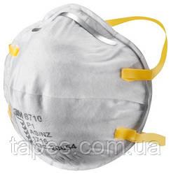 Респиратор 3М 8710 без клапана от токсичной пыли, FFP1, EN149