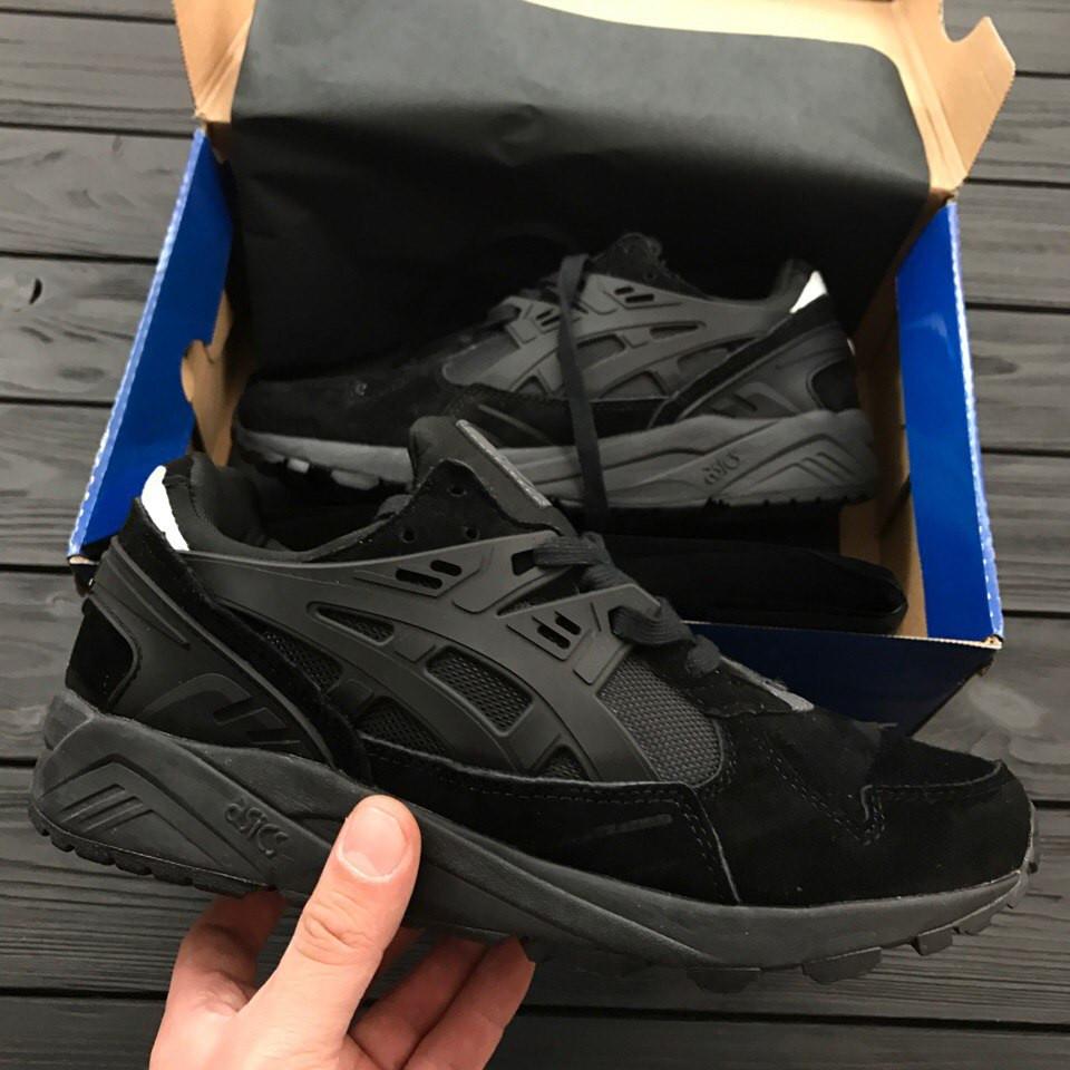 Мужские кроссовки Asics Gel Kayano Trainer Black
