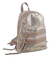 553983 Сумка-рюкзак, золото, 27*20*11