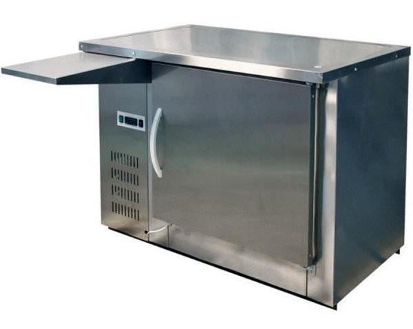 Прилавок холодильный среднетемпературный окращеный ПХС-0,300