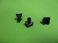 Кнопка тактовая 6x6x8 mm SMD 4pin
