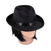 Гангстерская шляпа текстиль